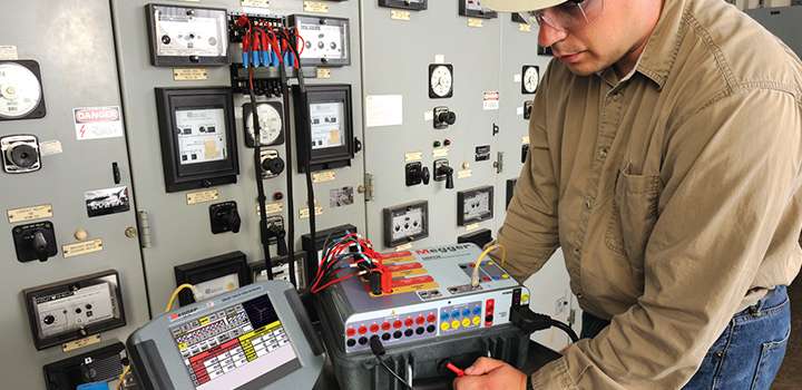 Relay and protection test equipment | Megger