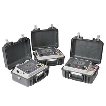 DLRO100 digitálny mikro-ohmmeter