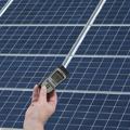 PVM210 solar irradiance meter