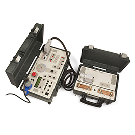 Portable 5000 A INGVAR primary current injection test set