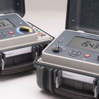 Nuevos Ohmímetros digitales de baja resistencia