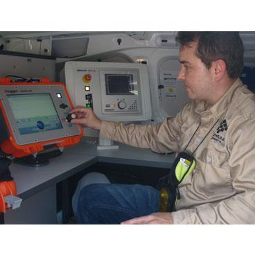 Entrenamiento del Sistema Móvil COMPACT CITY SFX40