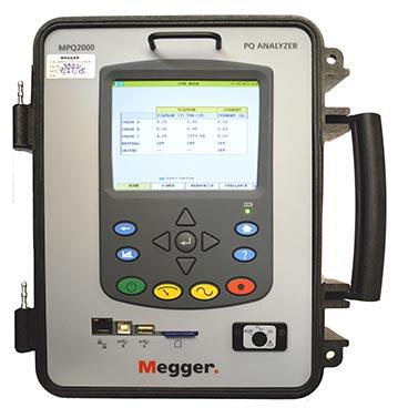 NUEVO Analizador de Calidad de Energía MPQ2000