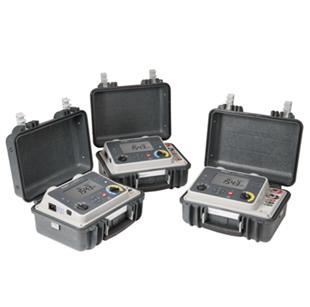 Micro-ohmmètres basse résistance DLRO100
