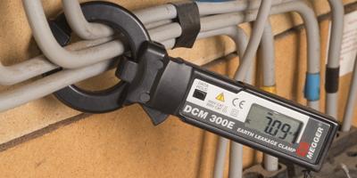 Earth leakage clampmeter - Megger DCM300E