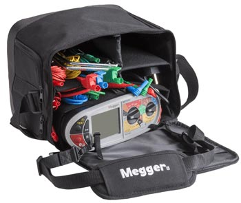MFT1700 multifunction installation tester complete set with leads and bag