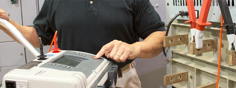 DC diagnostic insulation tester S1-1068