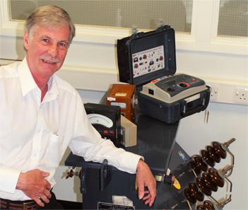 Alan Purton - electrical engineer