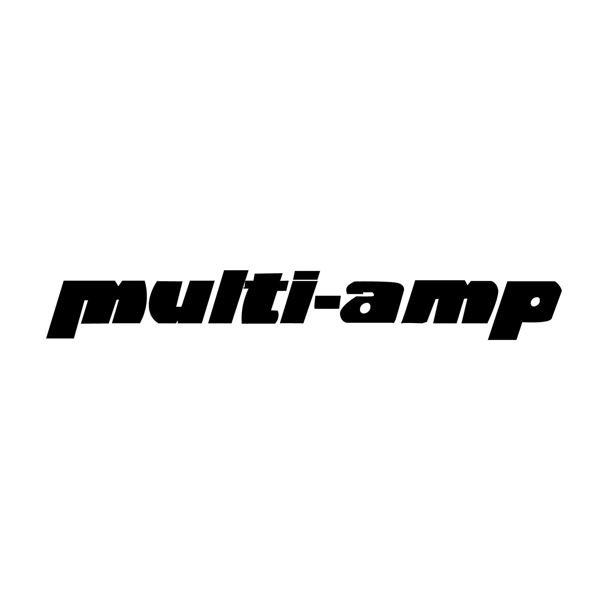 Multi-Amp is founded