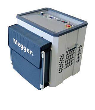 Megger VLF insulation testing
