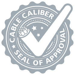 cable caliber seal approval