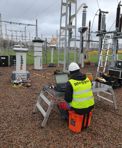 New Cable Commissioning and Acceptance Testing