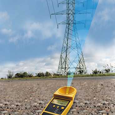 Cable locators, route tracers and height meters