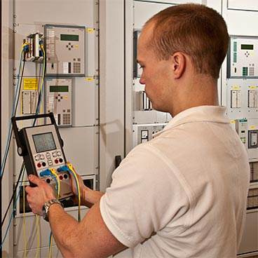Relay test and measurement equipment | Megger