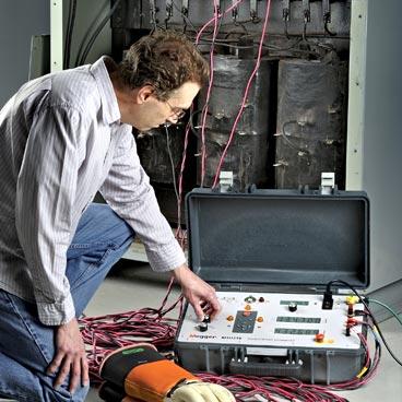 Ispitivanje otpornosti izolacije transformatora