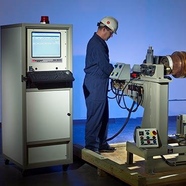 Sistemas de control de calidad de motores eléctricos