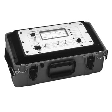 Battery ground fault locator