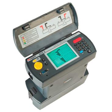 Akkumulátor-impedancia-vizsgáló berendezés