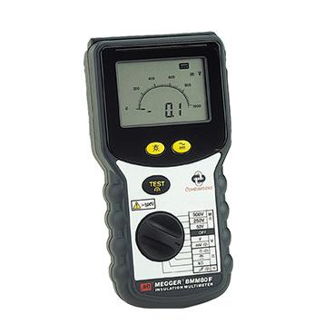 BMM80F/2 - Mégohmètre-Capacimètre Télécoms