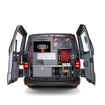 Compact, fully-equipped cable fault location, test and diagnostic systems
