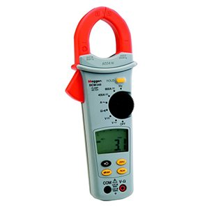 Pinza Amperimétrica Multímetro CA/CC