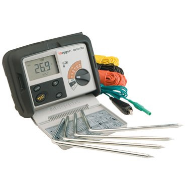 DET3TD - Digital Ground Tester