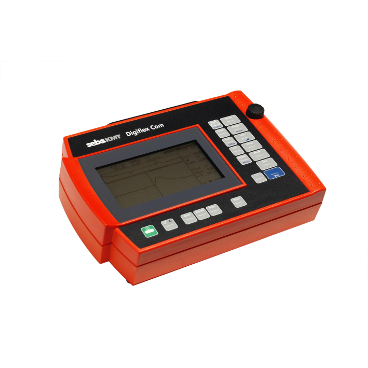 Digital reflectometer with highest precision and resolution