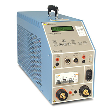 Battery load tester for telecoms application