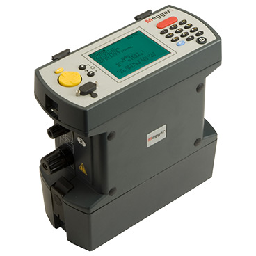 10 A micro-ohmmeter with test storage and downloading