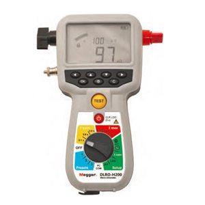 Ručni mikroommetar sa ispitnom strujom 200A