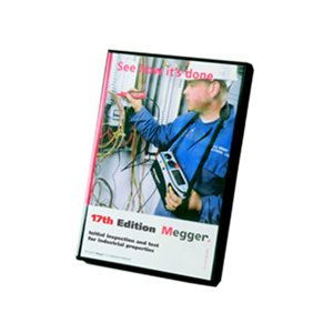 PAT and 17th Edition inspection DVDs