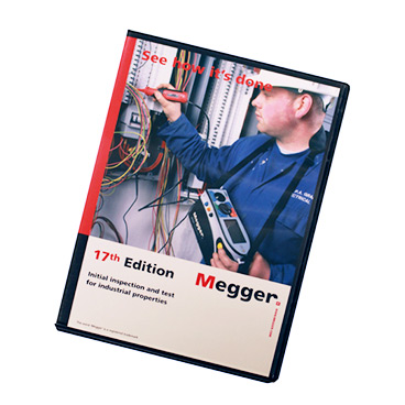 DVD200 - 17th Edition Initial inspection and testing of industrial properties