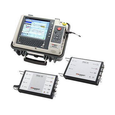 FRAX99, Frax101 and Frax150 - Sweep Frequency Response Analyzers