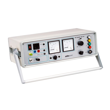 Equipos para ensayo de cables de alta tensión CC