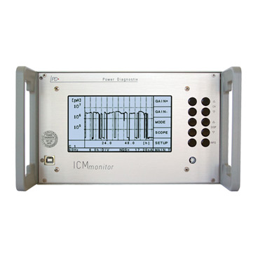 Partial Discharge Monitoring Systems - ICMmonitor