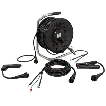 KC series test leads - Wind turbine lightning protection test lead sets