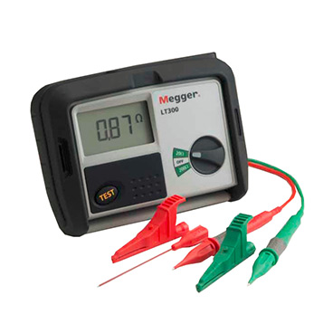 High current loop tester