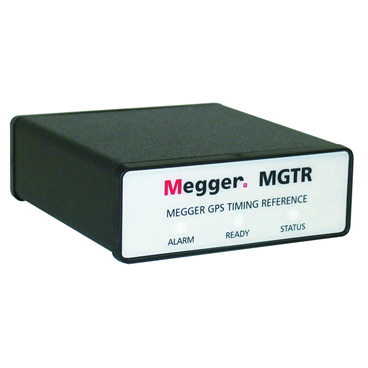 MGTR - Megger GPS Timing Reference