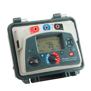 10 kV diagnostic insulation resistance tester