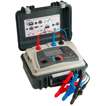 DC Isolationsdiagnose 15 kV
