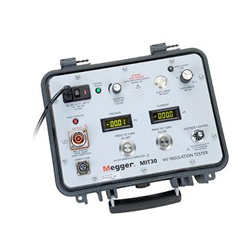 30 kV insulation tester