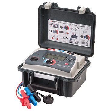 5 kV diagnostic insulation resistance tester