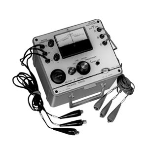 Motor and phase rotation tester for 3 phase motor rotation