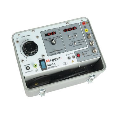 Circuit Breaker and Overcurrent Relay Test Set