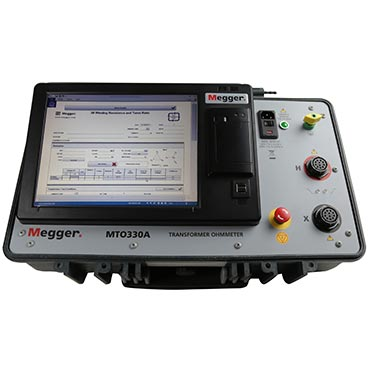 MTO300 Series  - Automated six-winding transformer ohmmeter