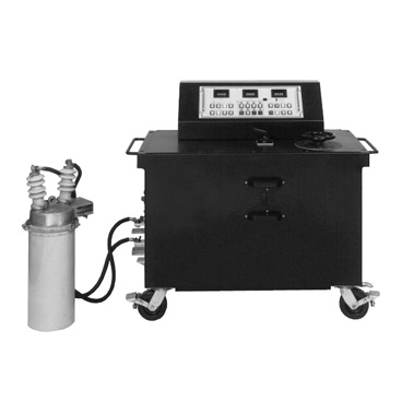 Automatic oil circuit recloser tester