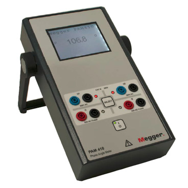PAM410 - Phase Angle Meter