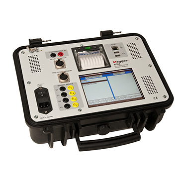 On-load protection condition analyser