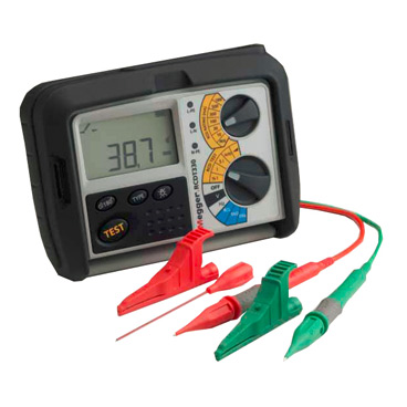 RCDT300 series - Residual Current Device Testers