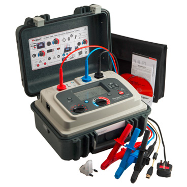 S1-1568 - 15 kV high performance diagnostic insulation tester